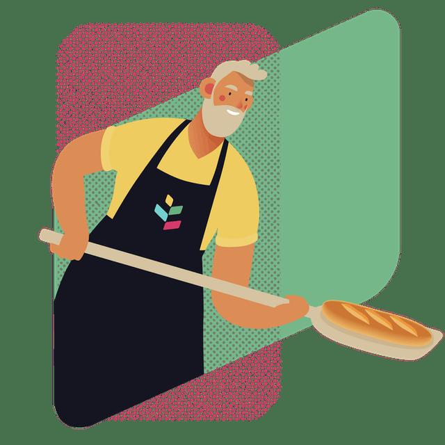 Fase 3: scale up - bake